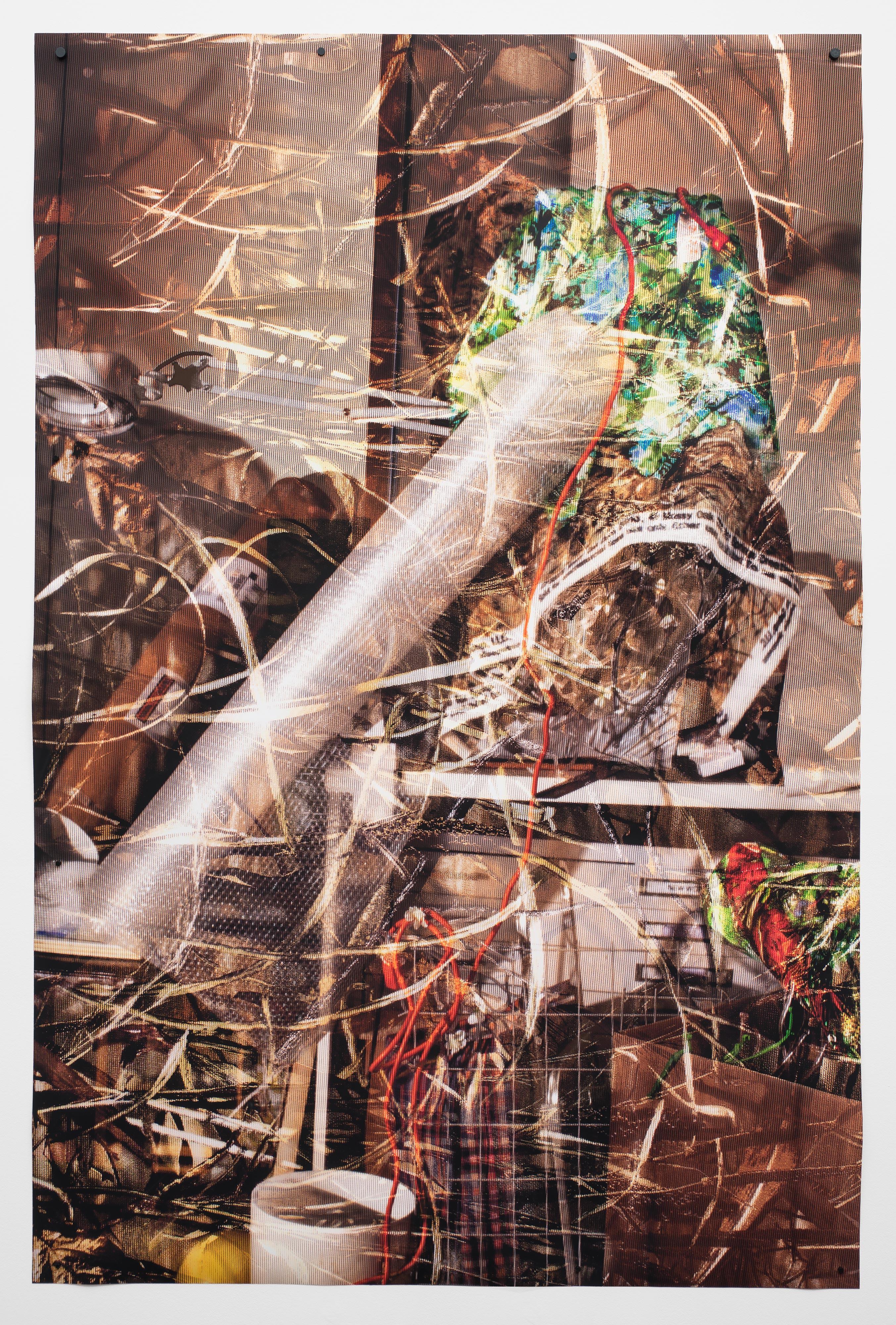 ELLEN BROOKS<br>Untitled (bubble wrap)<br>2017<br>Digital pigment print<br>60 x 40 in (155 x102 cm)