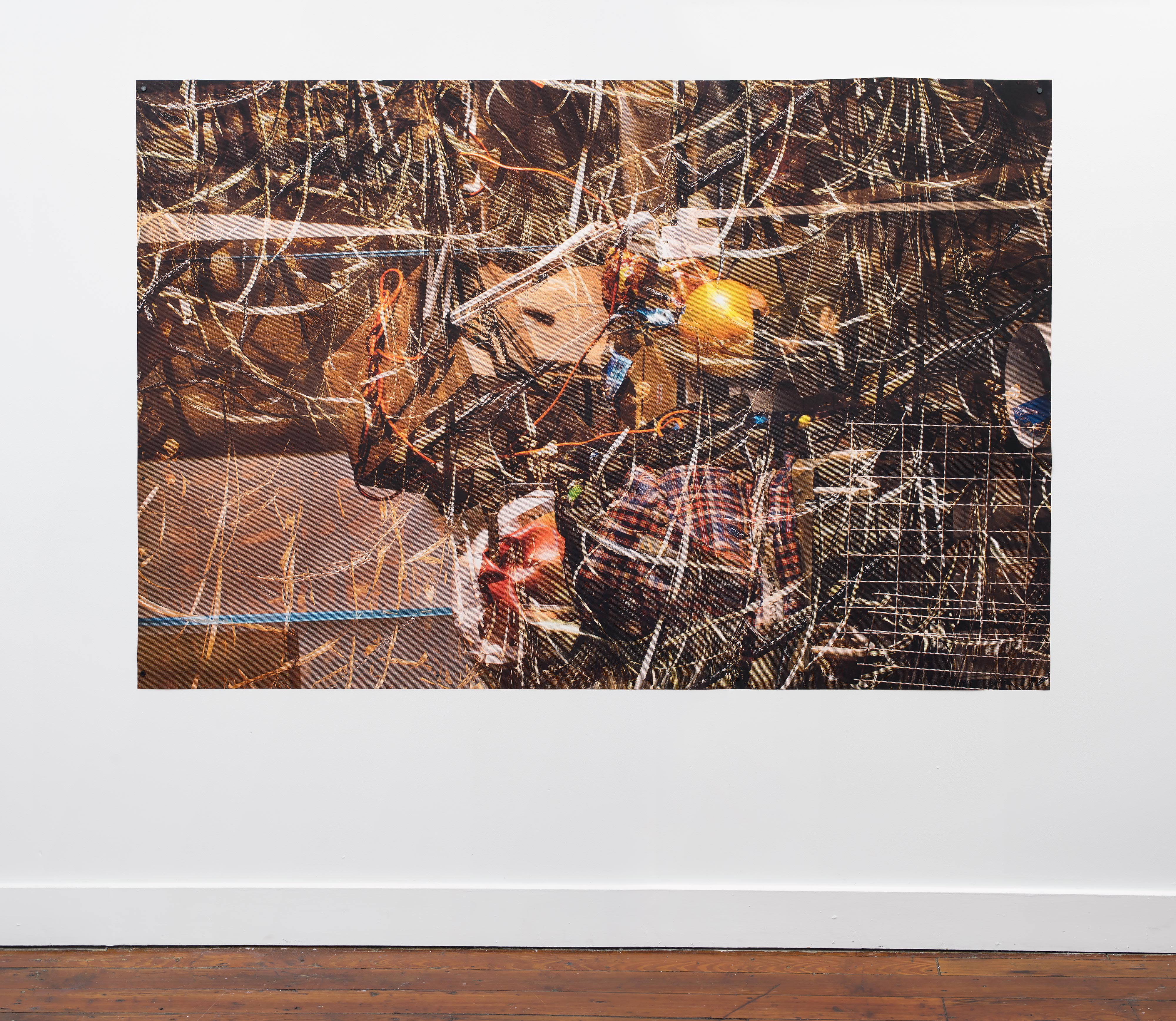 ELLEN BROOKS<br>Untitled (cardboard box)<br>2013<br>Digital pigment print<br>58 x 87 in (147 x 221 cm)