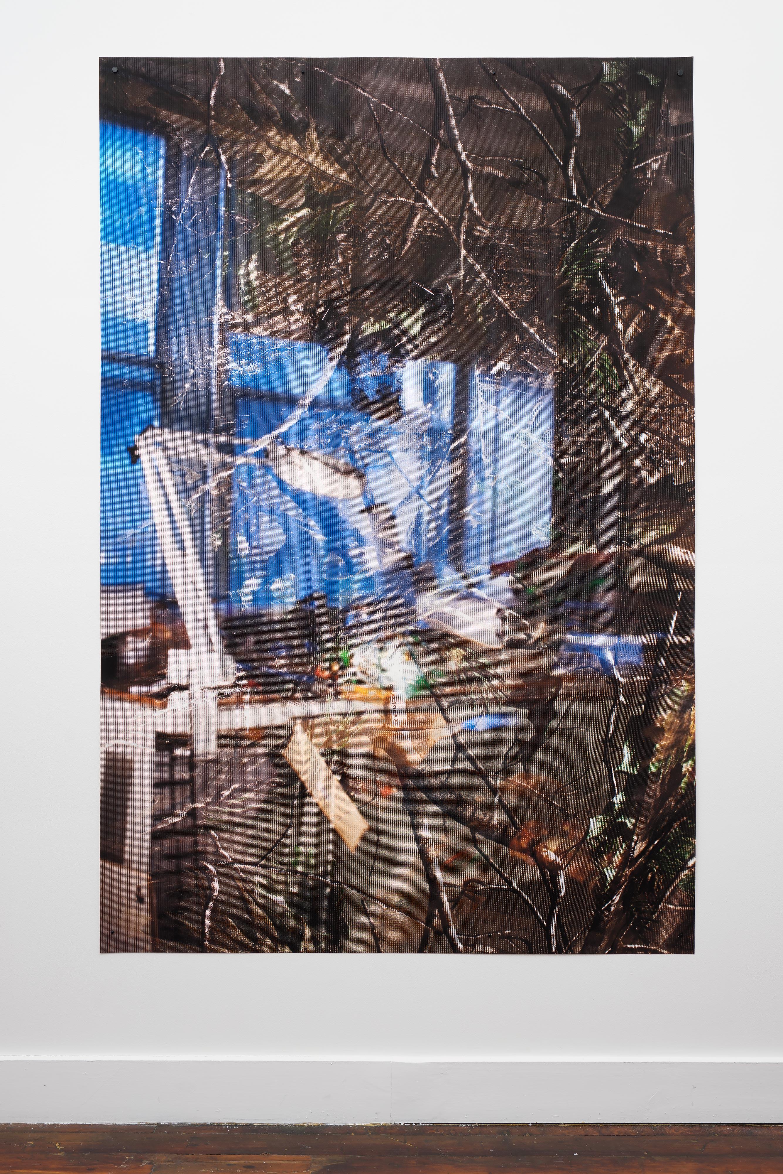 ELLEN BROOKS<br>Untitled (daylight)<br>2016<br>Digital pigment print<br>58 x 87 in (147 x 221 cm)