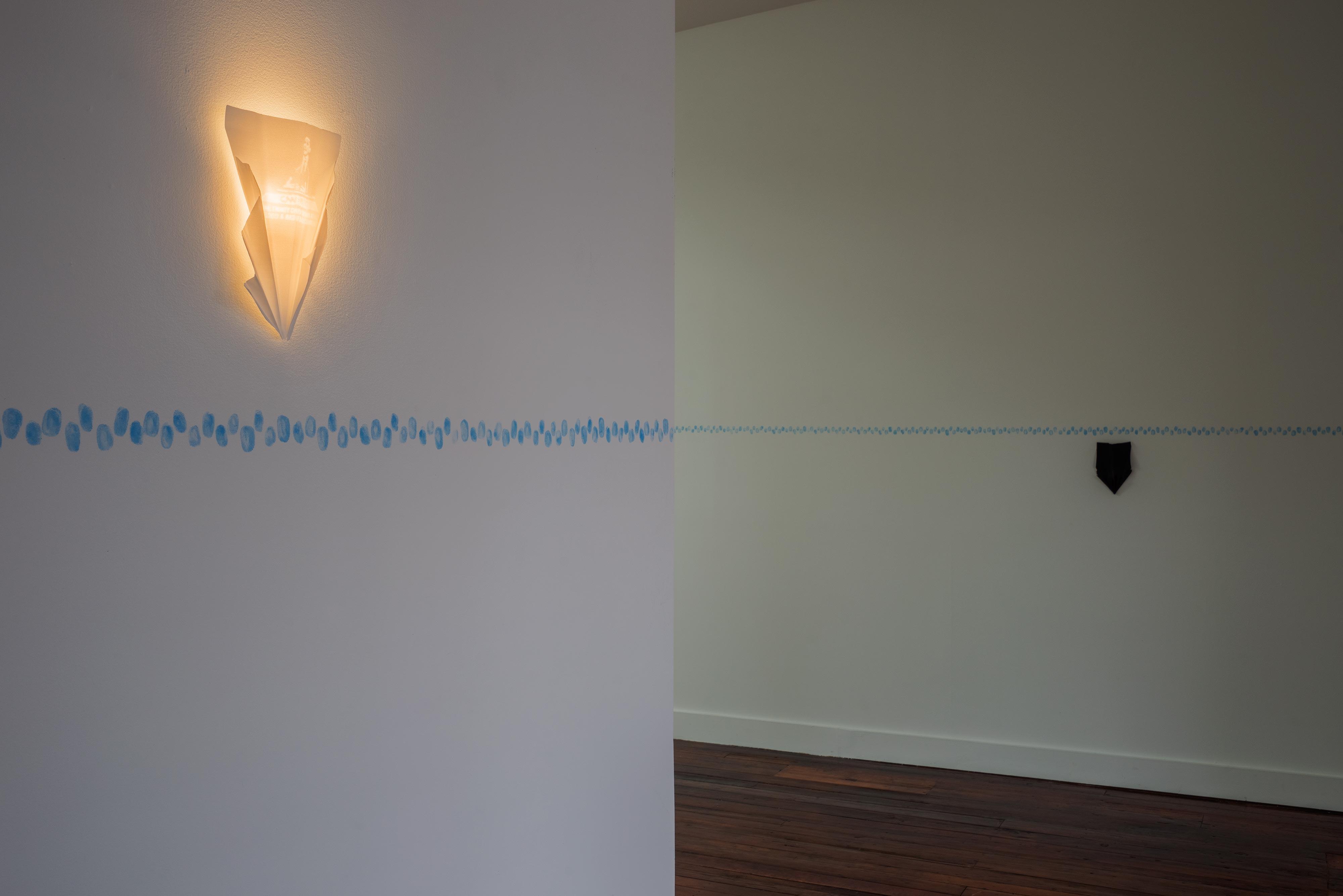 Essai installation view